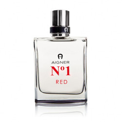 AIGNER No. 1 Red For Men
