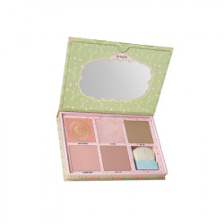 Benefit Palette Cheek Checkers Pink Squad