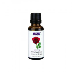 Now Essential Oils Rosewater Concentrate - 30ml