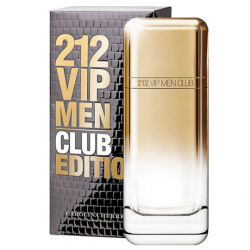 CAROLINA HERRERA 212 VIP CLUB