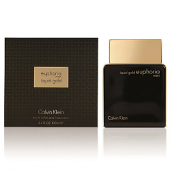 CALVIN KLEIN Euphoria Liquid Gold Men