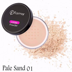 Flormar Loose Powder - 01